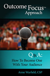 How To Become One With Your Audience