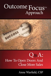 How To Open Doors And Close More Sales