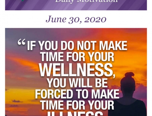 Outcome Thinking Daily Motivation | June 30, 2020