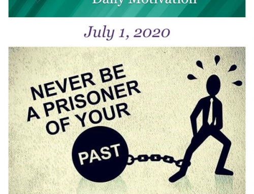 Outcome Thinking Daily Motivation | July 1, 2020