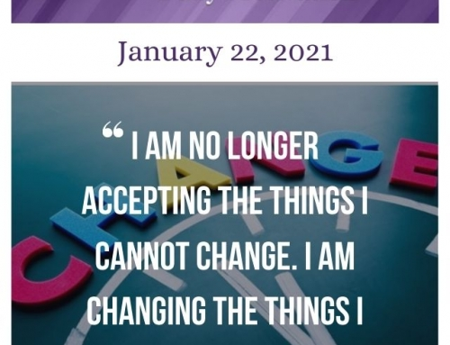 Outcome Thinking Daily Motivation | January 22, 2021