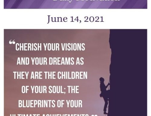 Outcome Thinking Daily Motivation | June 16, 2021